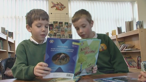 Oxford University Press is developing a new kind of partnership with Primary schools