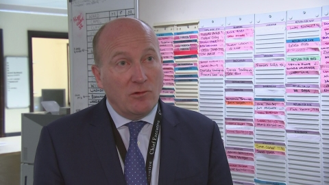 Hospital boss: Ongoing dispute will impact patient care