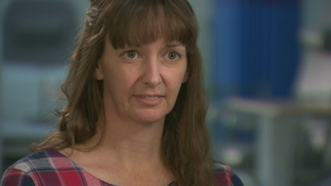 "Ebola nurse readmitted to hospital in a ""serious"" condition"