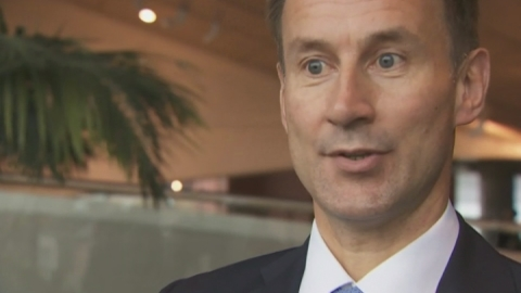 Jeremy Hunt responds to warnings over GP funding