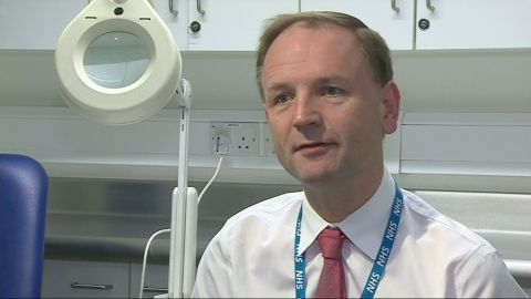 NHS: Cash boost will relieve pressure on frontline services