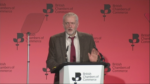 Corbyn says Labour and business are 'natural allies'