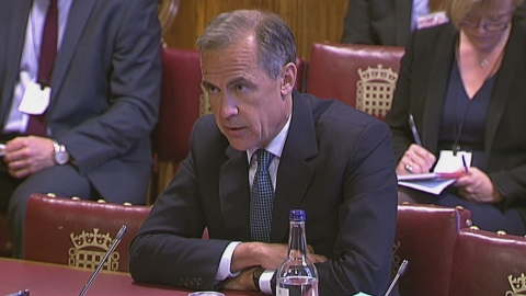 Carney: Bank of England must fulfil its remits
