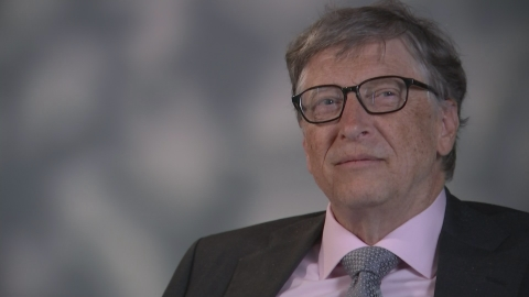 Bill Gates on Republican candidate Trump
