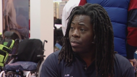 Paralympian Ade Adepitan and Department of Health on PIP