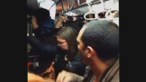 Thousands trapped in metro in Chile after power fault