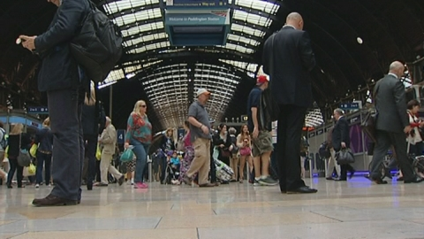 Rail fares rise not going down too well with commuters