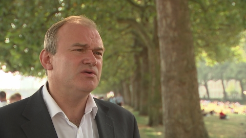 Ed Davey: Hinkley delay sends bad signals