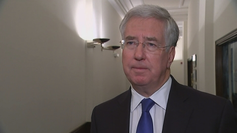Fallon: No need for Ebola 'hysteria' in UK