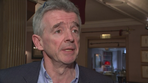 Ryanair boss: Brexit would threaten investment