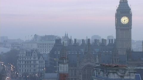 Warnings as UK hit by high levels of air pollution