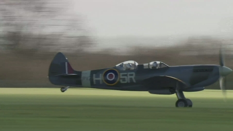 80th anniversary of the iconic Spitfire