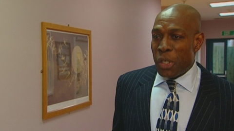 Frank Bruno on 'embarrassment' of being sectioned