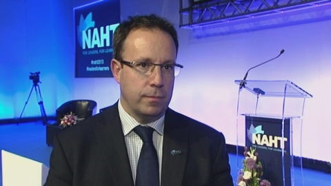 Words of welcome from NAHT's General Secretary outlining the five key themes for the coming year