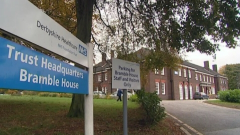 Derbyshire Healthcare NHS Foundation Trust's collaborative approach to tackle substance abuse