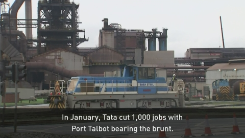 Thousands of UK steel jobs at risk