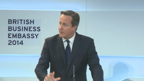Cameron: Economic recovery must benefit whole country