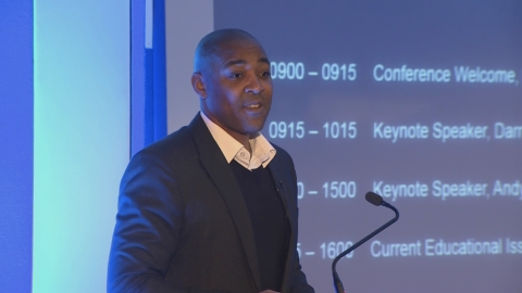 Olympic champion Darren Campbell MBE shares how inspirational teachers played a part in his success