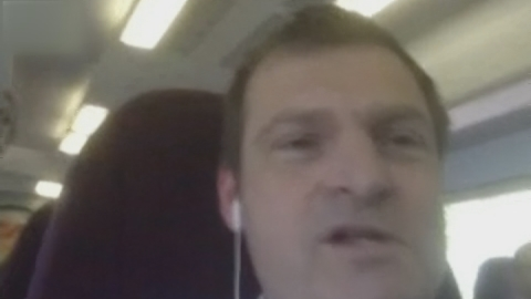Passenger talks about Clapham train chaos