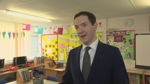 Osborne: More changes to education