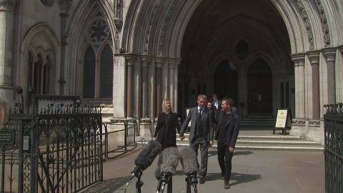 Dad speaks about term-time holiday High Court ruling