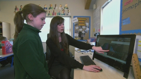 Capita Sims is providing the data to improve schools effectiveness and learning initiatives