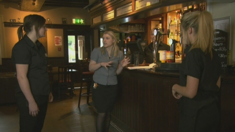 Spirit Pubs discuss how their apprenticeship scheme is training the new leaders in hospitality