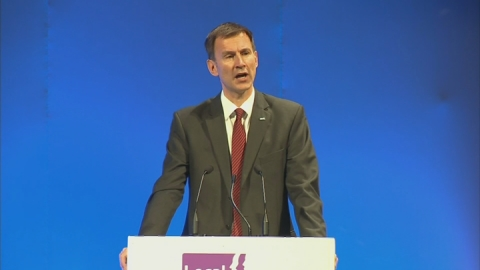 Hunt: 'National shame' of 'forgotten million' elderly people