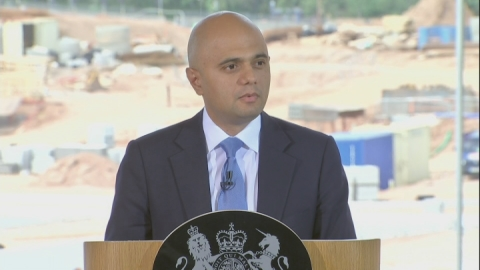 Sajid Javid wants more productivity in UK