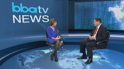 BBA CEO Anthony Browne tells Natasha Kaplinsky about progress being made across the industry