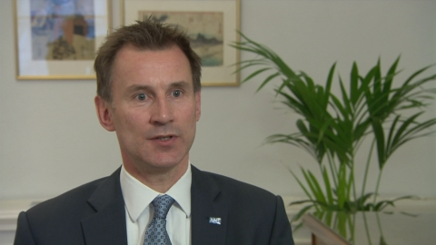 Hunt: Striking junior doctors are putting patients at risk