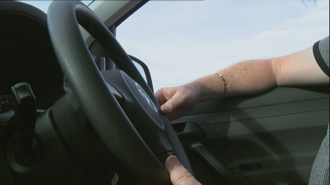Charity warn motorists are at serious risk of skin damage