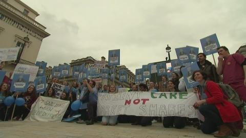 Junior doctors vote in favour of strike action