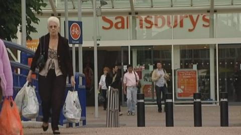 Sainsbury's boss hails profits growth