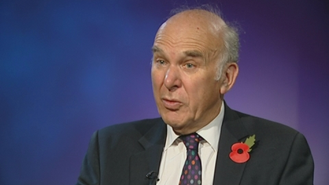 Vince Cable announces £10m fund for small companies