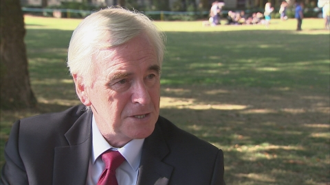 McDonnell: Grammar schools divide communities