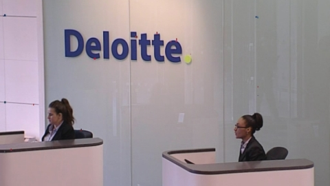 New research from Deloitte: banking is a less popular career choice for business graduates