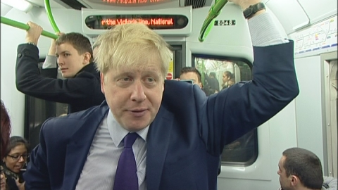 Boris Johnson: 'I apologise for the disruption'