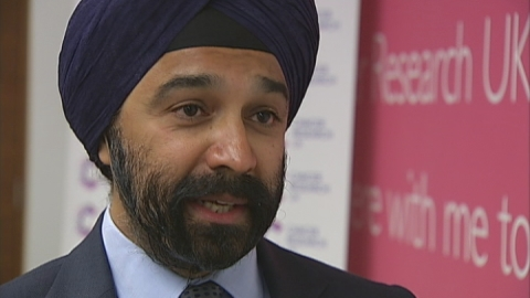 Cancer Research chief hails 'enormous progress'