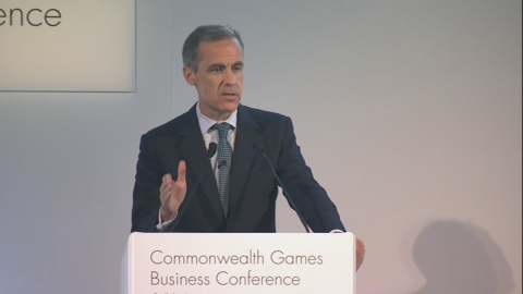 Carney: Interest rate rises 'gradual and limited'