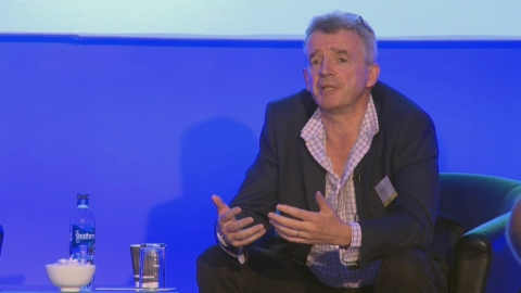 Ryanair chief, Michael O'Leary looks to expand into long haul market
