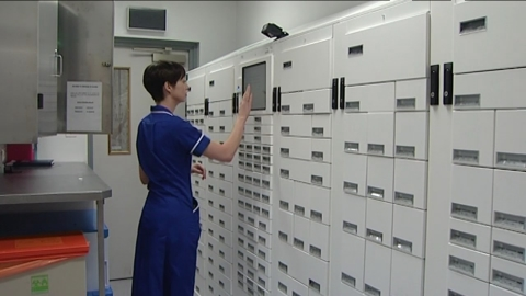 Pharmacists at the Royal Wolverhampton Hospitals NHS Trust use technology to help doctors prescribe medicines more effectively