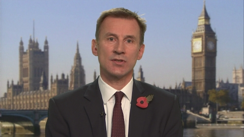 Hunt offers junior doctors 11% pay rise