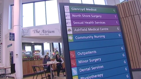 A new generation of local health centres designed by Assura Group is improving the patient experience