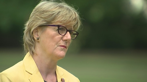 Dame Sally Davies: 'We need new antibiotics'