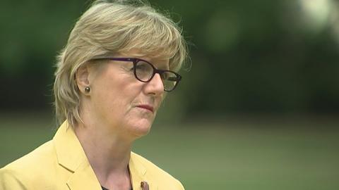 Dame Sally Davies: 'We need new antibiotics'