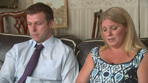 Parents of Ben Condon speak of agony at hospital failings