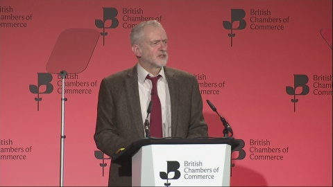 Corbyn: 'Banking sector has to be reformed'