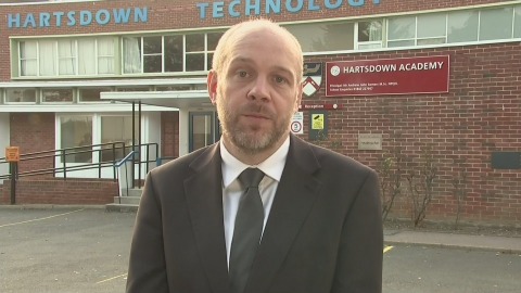 Headteacher defends uniform crackdown