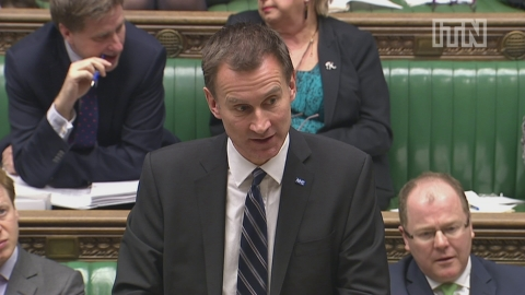 Hunt accused of blocking deal on junior doctors' contracts